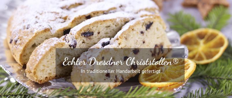 Dresdner Stollen Kaufen Original Dresdner Christstollen