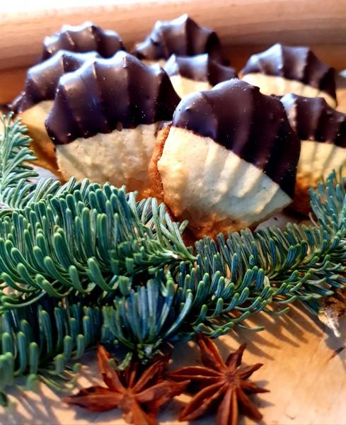 Bärentatzen mit kakaohaltiger Fettglasur 200 g